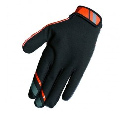 Guantes moto uso Off Road, Motocross, Enduro, Mx FREEGUN GEAR DEVO COLLEGE de Shot naranja 2