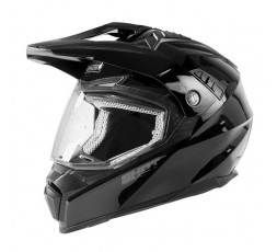 Casco integral uso Cross, Touring, Aventura modelo RANGER de Shot