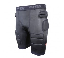 Shorty de protección cordura para uso Off road, Motocross, Enduro SHORTY INTERCEPTOR de Shot 1