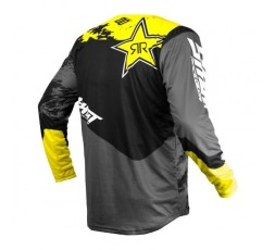 Camiseta uso Off Road, Motocross, Enduro, Aventura CONTACT REPLICA ROCKSTAR de Shot 2