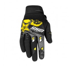 Guantes moto uso Off Road, Motocross, Enduro, CONTACT ROCKSTAR EDICIÓN LIMITADA de Shot 1