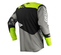 Camiseta uso Off Road, Motocross, Enduro, Aventura MX GEAR CONTACT SHADOW de Shot amarillo 2