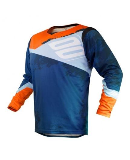 Camiseta uso Off Road, Motocross, Enduro, Aventura MX GEAR CONTACT SHADOW de Shot