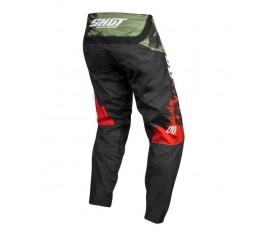 Pantalones moto uso Off Road, Motocross, Enduro, MX GEAR CONTACT SHADOW de Shot kaki 2