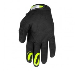 Guantes moto uso Off Road, Motocross, Enduro, MX GEAR CONTACT SHADOW de Shot amarillo 2