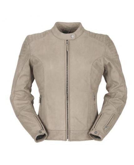 Women leather jacket motorcycle DEBBIE from Furygan
