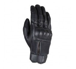 JAMES D3O motorcycle leather gloves by Furygan