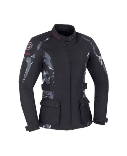 Touring Adventure LADY APRIL women's motorcycle jacket by BERING