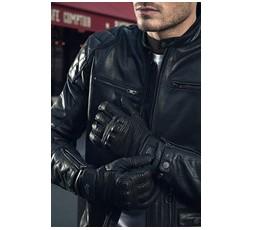 Guantes de moto en cuero Spacy de Segura 3