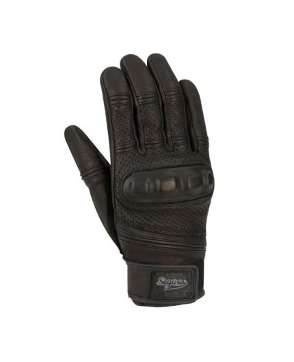 Lady Spacy goat leather motorcycle gloves by Segura