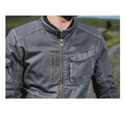 CANNON by SEGURA motorcycle jacket detail 2