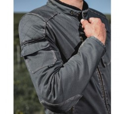 CANNON by SEGURA motorcycle jacket detail 3