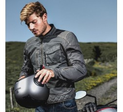 CANNON by SEGURA motorcycle jacket detail 4