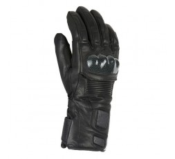 Winter motorcycle gloves in leather model BLAZER 37.5 by Furygan