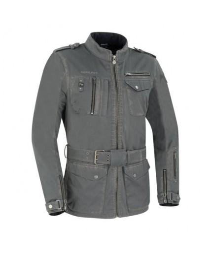 Autumn /Winter motorcycle jacket use Cafe Racer, Vintage, Retro, Urban model WOODSTOCK by Segura