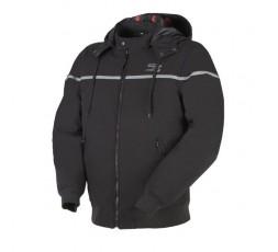 SEKTOR autumn / winter motorcycle jacket by FURYGAN black 2