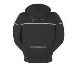 SEKTOR autumn / winter motorcycle jacket by FURYGAN black 3