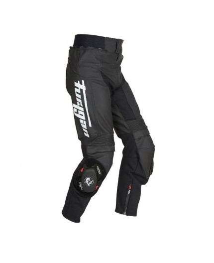 Pantalon de moto en cuir sport modèle Bud Evo 3 de Furygan