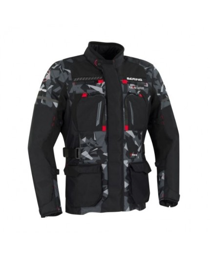 Motorcycle jacket for use in Touring, Trail model BOSTON by Bering