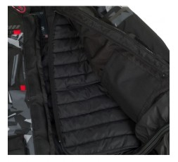 Motorcycle jacket for use in Touring, Trail model BOSTON by Bering detail 2