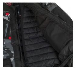 Veste de moto pour utilisation Touring, Trail modèle BOSTON de Bering détail 2