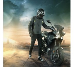 Chaqueta moto modelo DISKOR de Bering 3