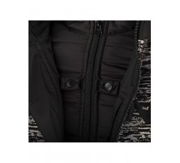 Urban DRIFT style motorcycle jacket by BERING grey 3