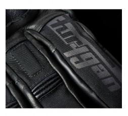 Gants de moto en cuir et textile modèle FURYSHORT de Furygan