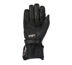 Motorcycle gloves made of leather and textile model FURYLONG by Furygan 1