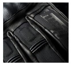 Gants de moto en cuir et textile modèle FURYLONG by Furygan