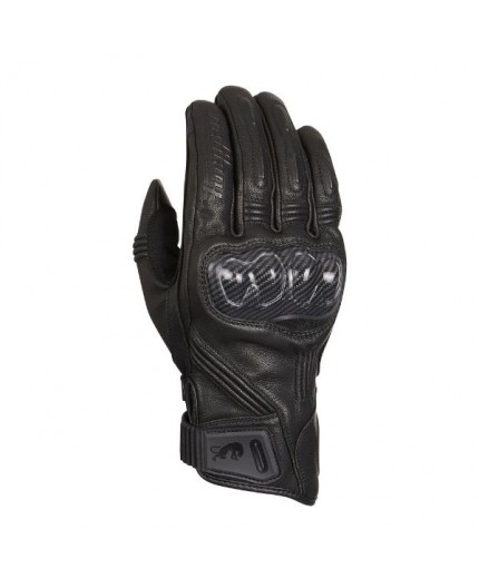Motorcycle gloves in leather BOSTON model by Furygan