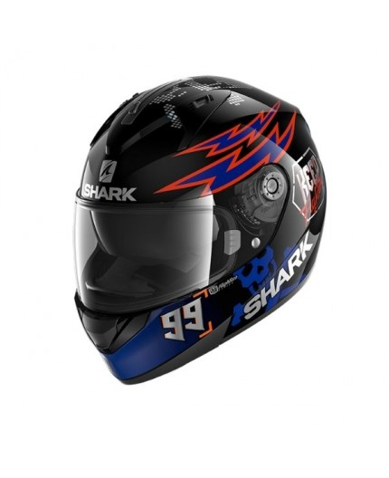 Integral helmet RIDILL model BAD BOY by SHARK