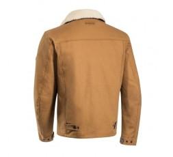 Ixon Worker winter motorcycle jacket camel 2