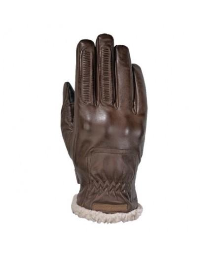 Women's motorcycle gloves in leather PRO CUSTOM LADY by Ixon