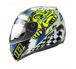 Children's full face helmet SH-829 LUCA II KIDS by SHIRO