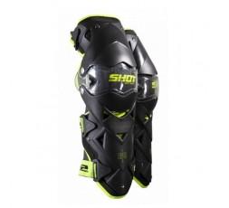 Genouillère modèle INTERCEPTOR pour une utilisation Off road, Motocross, MX, Enduro, Adventure de SHOT.