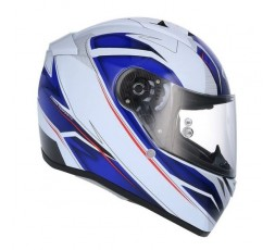 CARBONO full face helmet model SH-336 CROWN by SHIRO 1