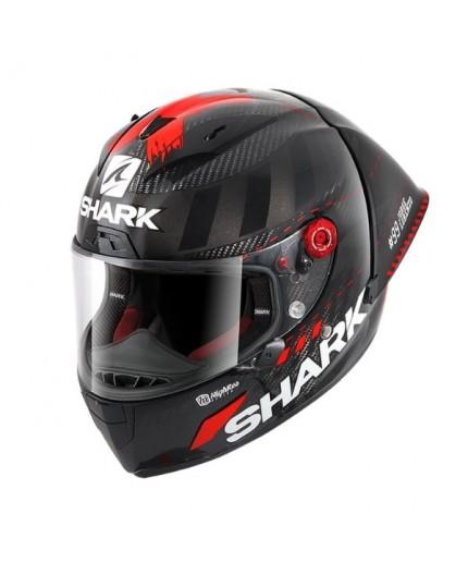 Full-face helmet using track racing RACE-R PRO GP Replica by Lorenzo de SHARK