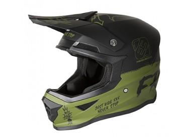 Casque intégral pour utilisation Off road, Motocross, MX XP4 SPEED FREEGUN de SHOT 31
