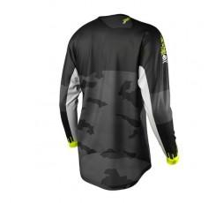 T-shirt pour utilisation Off Road, Motocross, Enduro FREEGUN GEAR DEVO CAMO de Shot 2