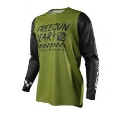 T-shirt pour utilisation Off Road, Motocross, Enduro FREEGUN GEAR DEVO SPEED de Shot 31