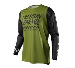 T-shirt use Off Road, Motocross, Enduro, Adventure FREEGUN GEAR DEVO SPEED by Shot 31