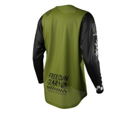 T-shirt pour utilisation Off Road, Motocross, Enduro FREEGUN GEAR DEVO SPEED de Shot 32