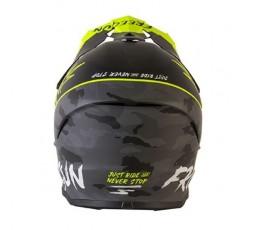Full face helmet for use Off road, Motocross, MX, Adventure XP4 CAMO FREEGUN by SHOT 2