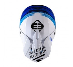 Full face helmet for use Off road, Motocross, MX, Adventure XP4 STRIPE FREEGUN by SHOT 2
