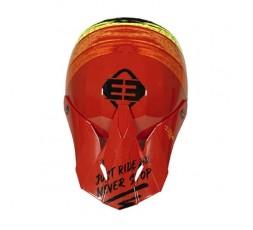 Full face helmet for use Off road, Motocross, MX, Adventure XP4 STRIPE FREEGUN by SHOT 22