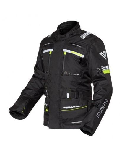 Economic unisex winter motorcycle jacket model HERACLES by INVICTUS