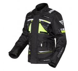 Economic unisex winter motorcycle jacket model HERACLES by INVICTUS 2