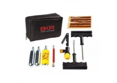 Essential anti-puncture kit for any motorcycle 1