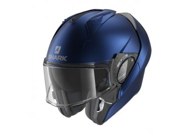 SHARK EVO GT modular helmet blue 1